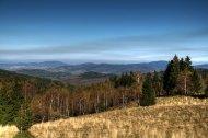 Przełęcz, Czarna Góra