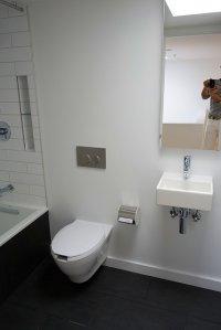 wc podwieszany