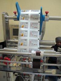 maszyna do foliowania