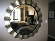 lustro w sypialni
