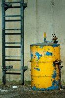 zbiornik olejowy