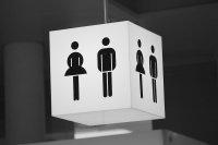 Symbole WC