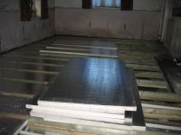 Izolacja podłogi