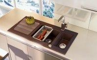 Stal i granit – potężne materiały w domowej kuchni